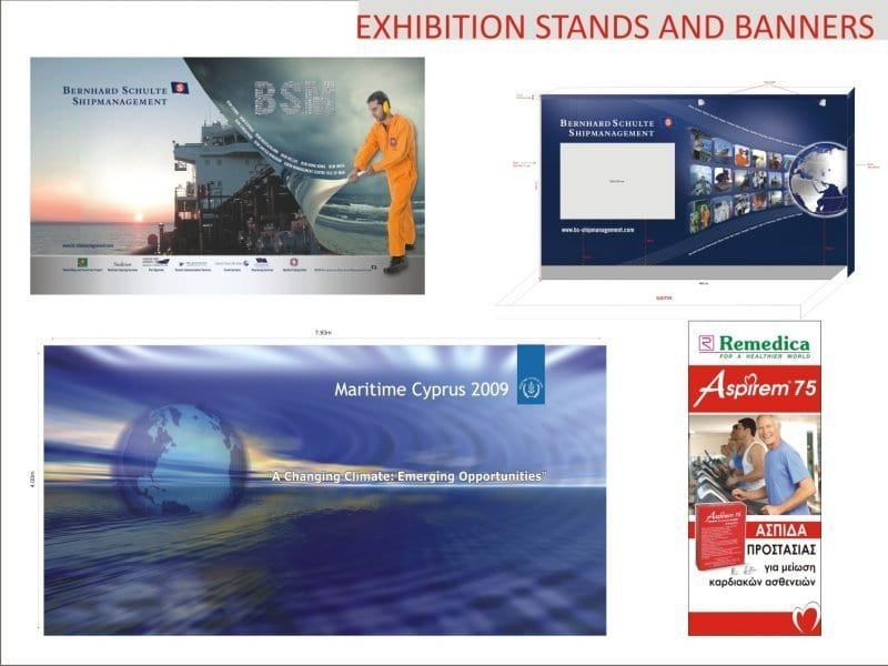 Exhibition Stands and Banners 1