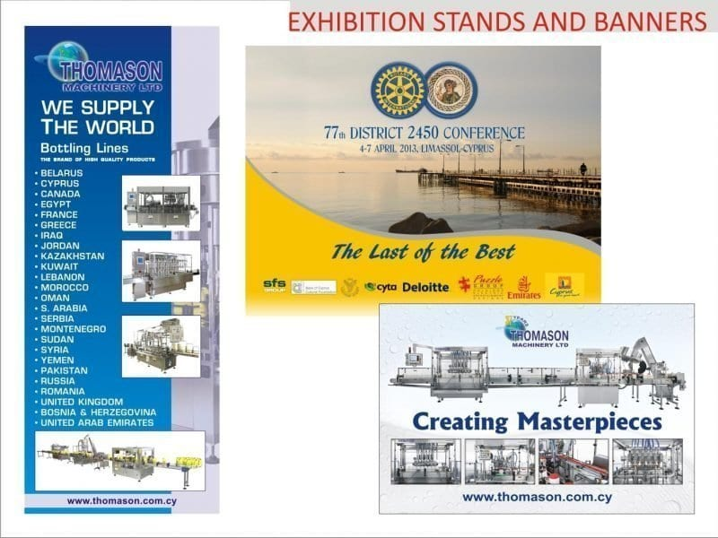 Exhibition Stands and Banners 2